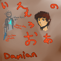 +-Damian-+ by AngelicDemon82