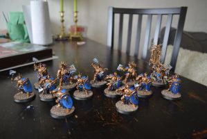Age of Sigmar Stormcast Eternals by Brother-Maynard