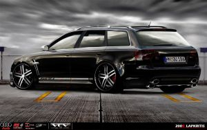 Audi rs4 by Eimiz