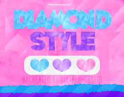 DIAMOND STYLE | NEW. by Romina-panquesito