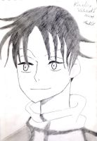 Watanuki by martinx17