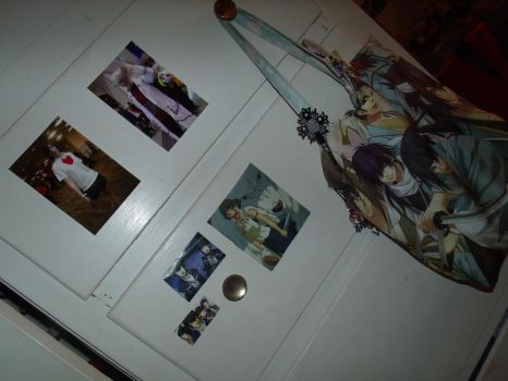 My Anime Room: Pic 5 by albertxlailaxx