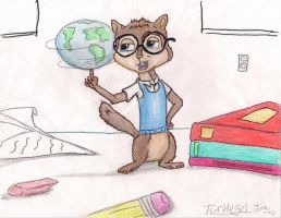 The Whole World in His Hands by Turtlegirl5
