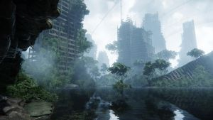 Crysis 3|Concrete skeletons by Pino44io