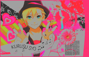 Signature Banner: Uta no Prince-Sama: Kurusu Syo by bakaprincess85