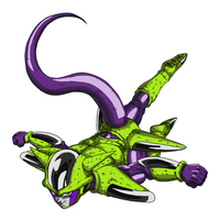 Xenoverse Frieza Race Cell Colors by EymSmiley