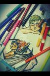 Markers. by Summer-Vibe