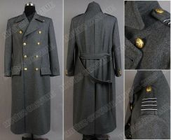 Doctor Captain Jack Harkness Wool Trench Coat by moviescostume