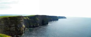 Cliffs of Moher in Ireland by Benik0