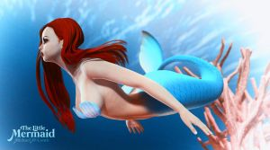 The Little Mermaid #7 [3D] by gotpeeps
