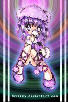 + For Tenko + by Crissey by ChibiArt-Club