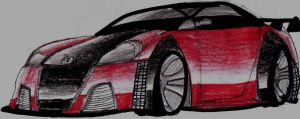 Car design by Drawer888