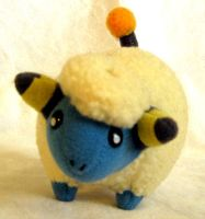 Mareep Pokemon Friends Plush by PokePlushProject