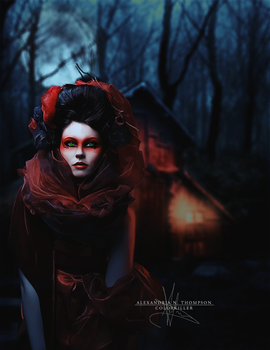 Little Red by AlexandriaDior