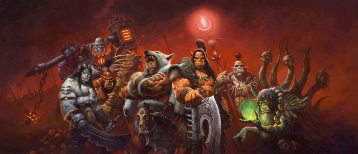 Warlords of Draenor by AlexHorley