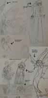 Amazing first sketch dump 8D by JANZULIZA