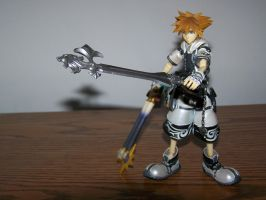 Final Form Sora Figure by SuperTailsHero