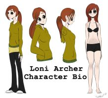 Pestilence - Loni Archer Profile by NicanorJourney