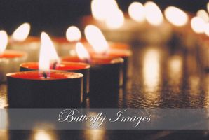 Light my Candle. by ButterflyImage