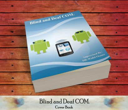 Blind and Deaf COM. Book Cover by BoBoS2011