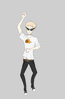 Oppan Strider Style by Disties