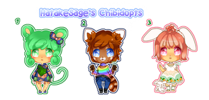 [Animal Chibidopts] [SOLD] by Hatty-hime