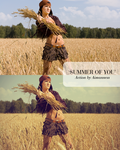 'Summer of You' Action by aimanness
