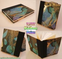 7,777 Kiriban Prize Sketchbook by MyFebronia