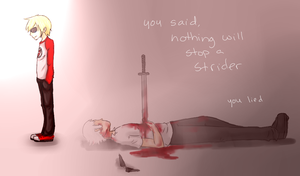 Never Stop A Strider by Brixyfire