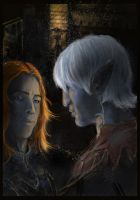 Lyrium and Ashes by olivegbg