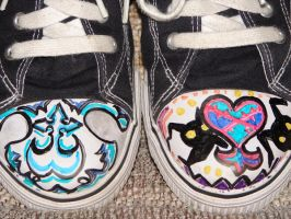 KH: Shoes by WanderingDarkness205