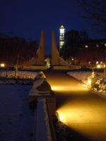 Winter at Purdue 1340 by EchoingDroplet