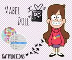 Mabel Doll by KattyEditionss