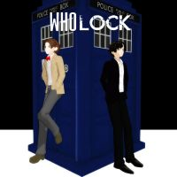 WhoLock by TheDoctorAndSherlock