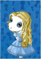 Alice by KaterinaChadoulou