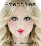Pretties Alternate Book Cover by grrgrowlhiss