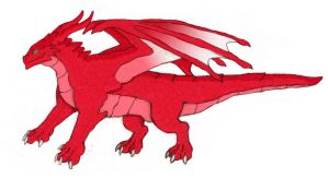 Red Dragon Kalipse by chambs