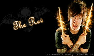 The Rev - Wallpaper 1 by DrainedWithConfusion