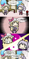 Fighting Toyohime in a Nutshell by Darkstar-001