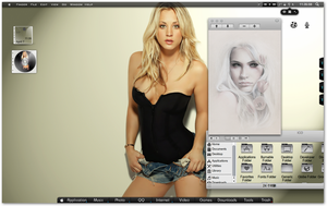2010.04.07Kaley Cuoco by huaer3178