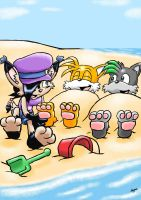 COMM Sand and Soles by ViralJP