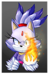 I Draw Blaze Too Much by Haruka-15