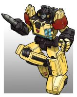 Sunstreaker by RobbyS
