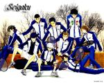 Seigaku : Autumn by Linda9122