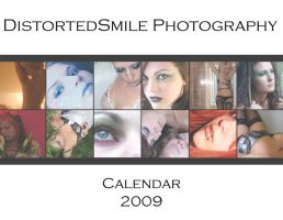 DistortedSmile 2009 Calendar by DistortedSmile