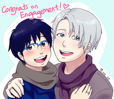 YOI: Engaged by qianying