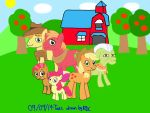 The Apple Family (Remake) by Fester1124