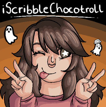.: ID :. October Icon by iScribbleChocotroll