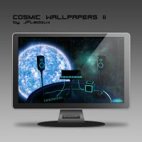 Cosmic Wallpapers II by JPLedoux