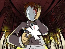 Cry Plays: Corpse Party by StrikeList